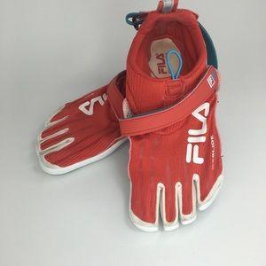 Fila Skele-toes EZ Slide Barefoot Athletic Shoes
